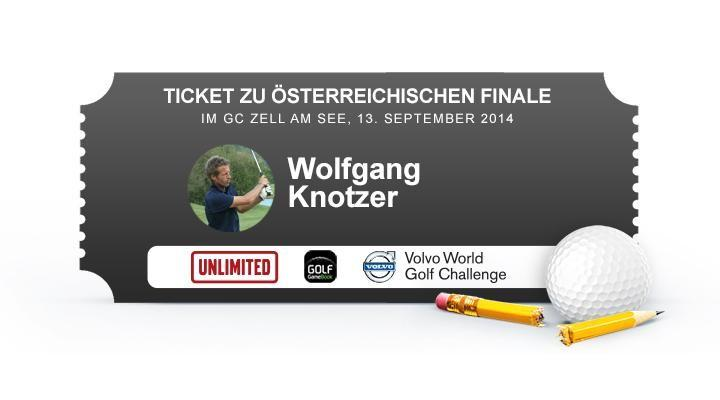 Wolfgang Knotzer, GC Föhrenwald