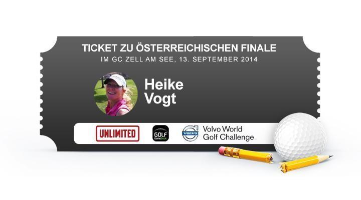 Heike Vogt, GC Kallin