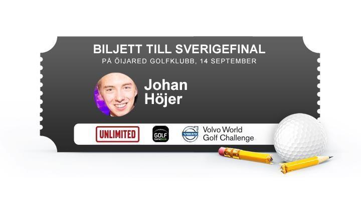 Johan Höjer, Lidköpings GK