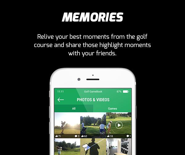 Golf GameBook | Golf Live Scoring, GPS & Social App | Golf Digital